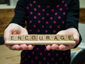 Encouragement and Communication