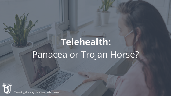 Telehealth: Panacea or Trojan Horse?