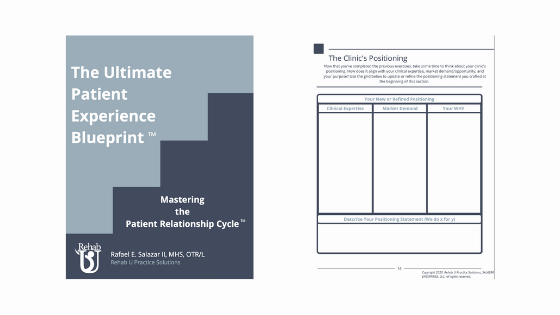 The Ultimate Patient Experience Blueprint: Part I